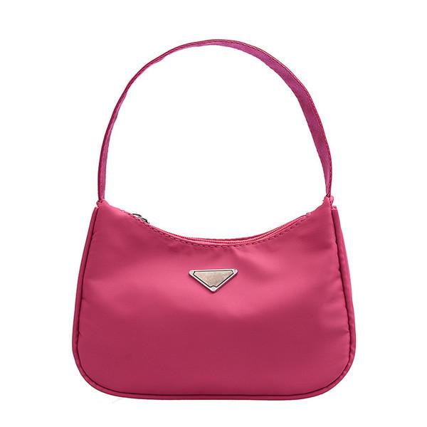desinger-nylon purse women vintage shoulder bag baguette bag hobo bag ship (516827893) photo