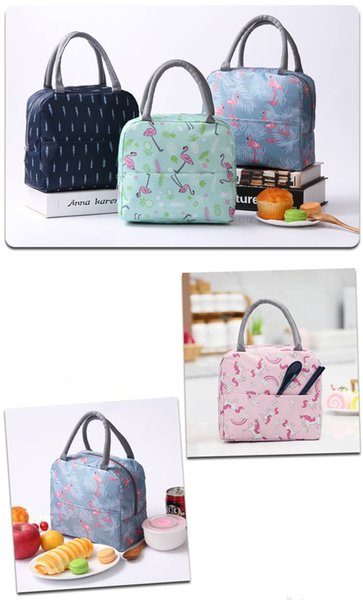 Baby feeding heat pre ervation bag portable lunch bag  thermal cooler box for mummy carry tote  torage travel picnic bag ljjq15