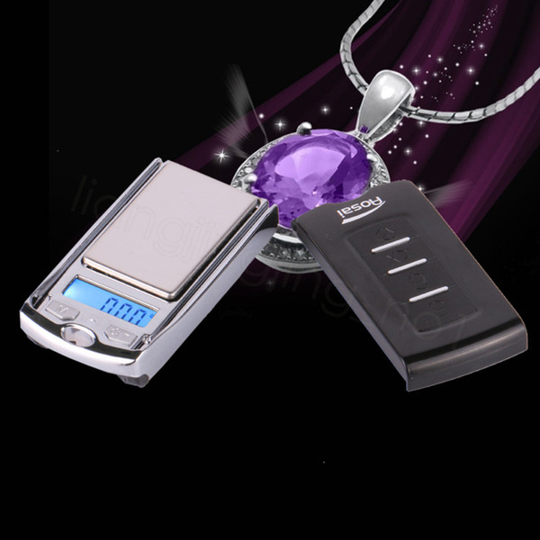 0.01g 200g 100g Portable Digital Scale balance scales weight weighting LED electronic Car Key design Jewelry Pocket scale FFA3695-4