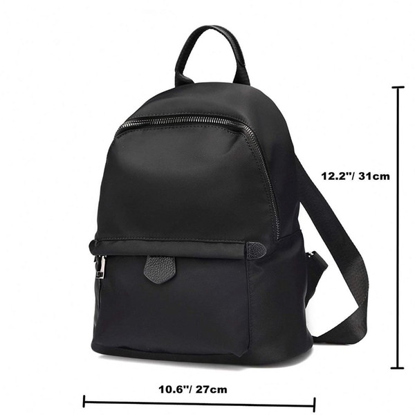 women backpacks purse - small handy bag casual daypack for girls (434435230) photo