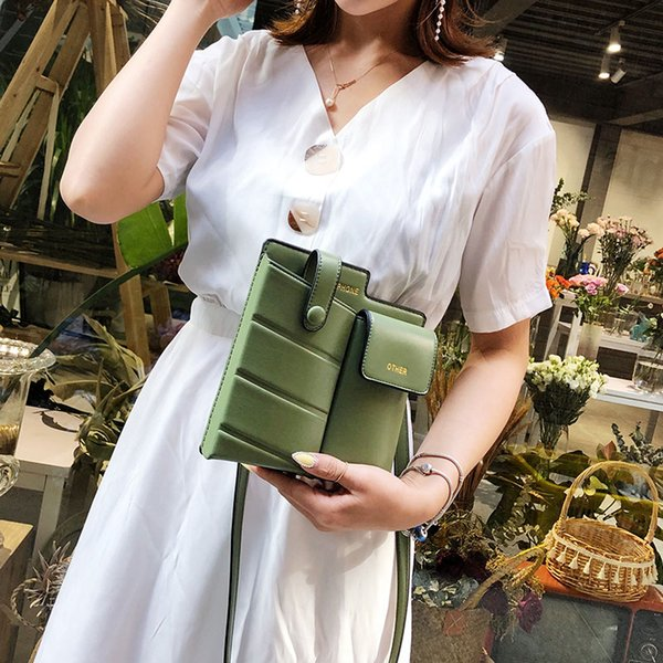 2019 designer crossbody bag for women fashion shoulder messenger bag chic style evening phone purses (466229383) photo