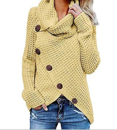 Women knitted pullover long leeve o neck olid girl pullover top blou e hirt pullover winter women clothing