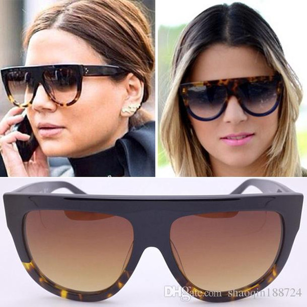 Sale new 2019 ungla e women oculo de ol feminino cl41026 cl 41026 ungla e women brand de igner ummer fa hion tyle un gla e