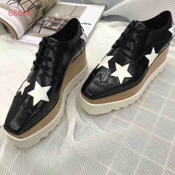 2019 pantshoes мода обувь натуральная кожа повседневная цвета соответствующие шить решетки холст шнуровке звезда pattern обувь кроссовки обувь