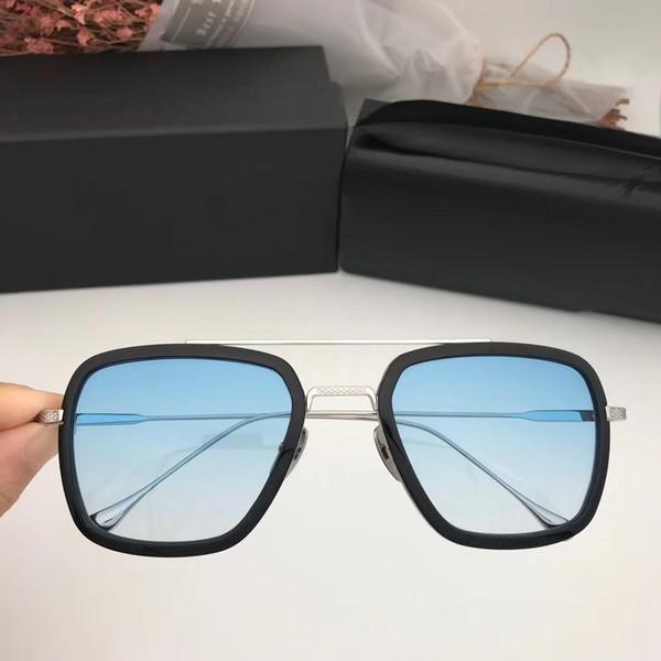 Дизайнер очки мужчины бренд дизайнер солнечные очки женщины роскошь дизайнер солнечные очки мужчины солнцезащитные очки мужская gafas-де-Сол люнеты де солей 006 фото