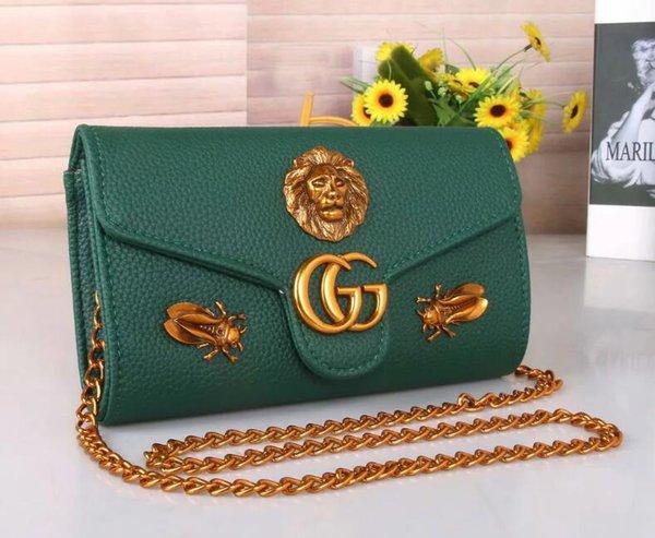 Новые сумки Дизайнерские классические модные женские сумки на цепочке, мини-цепо фото