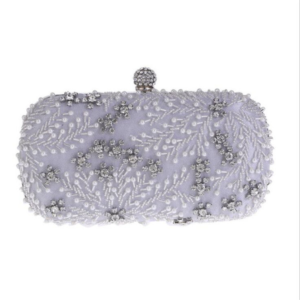 2020 handmade beads evening clutch bags crossbody bags for women banquet purses and handbags drop shipping lxg38 (535607244) photo