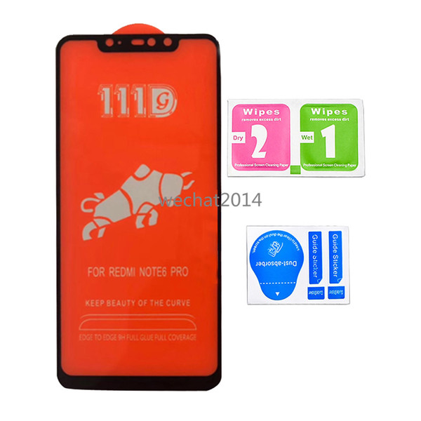 100pc  111d 11d big curved  creen protector 9h tempered gla   for iphone x 6 6  7 8 plu  x  max  creen protector