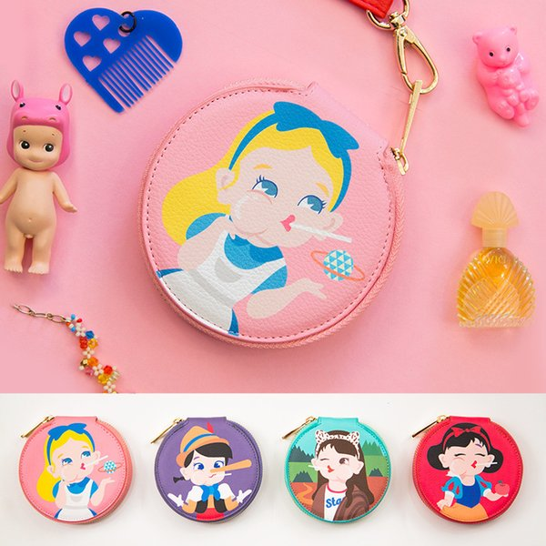 lollipop bag japanese cute girl biscuit bag fresh and fresh coin purse womens wallets and purses (530126248) photo