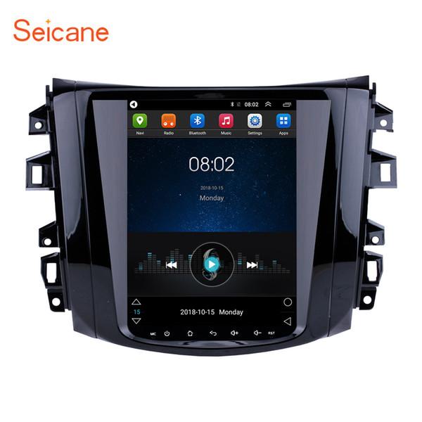 Oem hd touch creen 9 7 inch android 6 0 car tereo for 2018 ni an navara terra with gp navi mu ic wifi u b upport 3g obd2 dvr car dvd wc