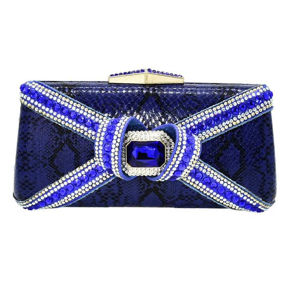 handbags women bags bridal wedding clutch purse handbags and purse rhinestone wedding party clutch evening bags (519499921) photo