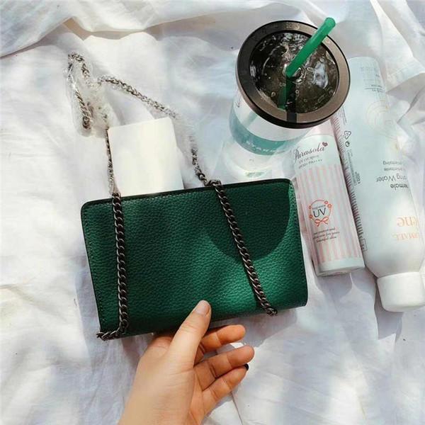 designer-handbags chain shoulder purse luxury god purse chain shoulder strap mesenger women cluth purse bag (538017842) photo
