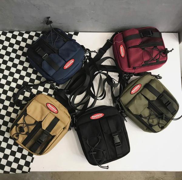 Дизайнерская сумка талии Мода Crossbody сумки лучшая продавая новые вышивки Chest мешок Мужчины Мода Спорт Unisex Одно Fannypack фото