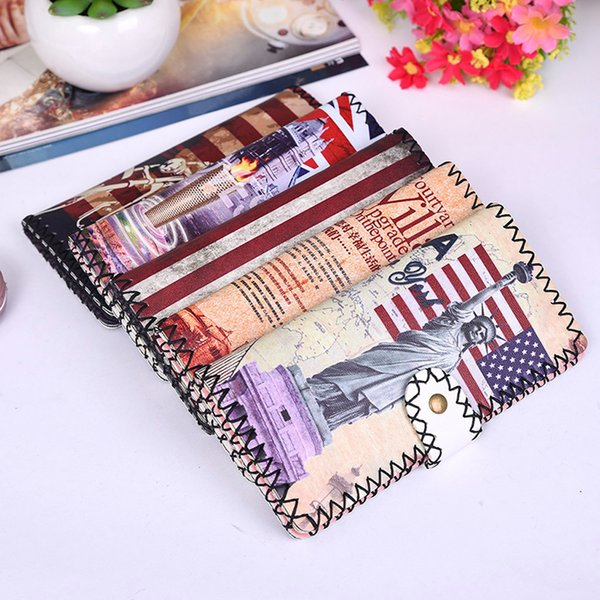 women wallets casual retro carteira for ladies women's upgraded handmade wallet coin purse national style wallet coin purse (484807995) photo