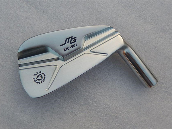 Brand New MiURA MG MC-501 Forged Iron Set Silver MiURA Golf Forged Irons Golf Clubs 4-9P Steel Shaft With Head Cover
