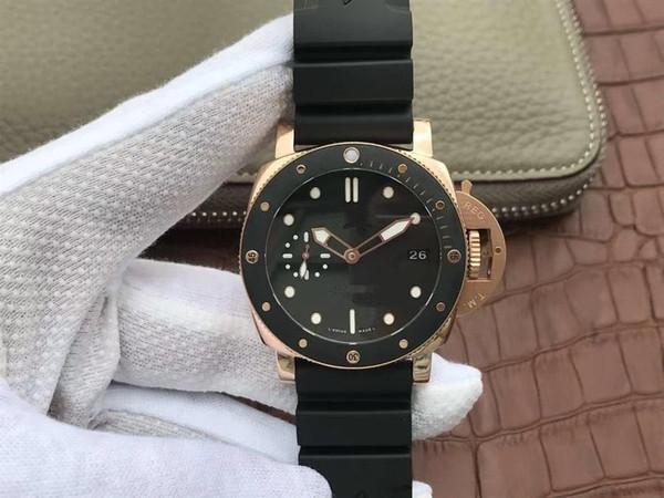 Xf automatic mechanical movement men watch silicone watchband designer watches luxury mens watches orologio da uomo фото
