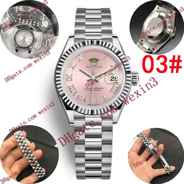 10 цветов высокое качество горячие продажи мода леди часы автоматические женские фото