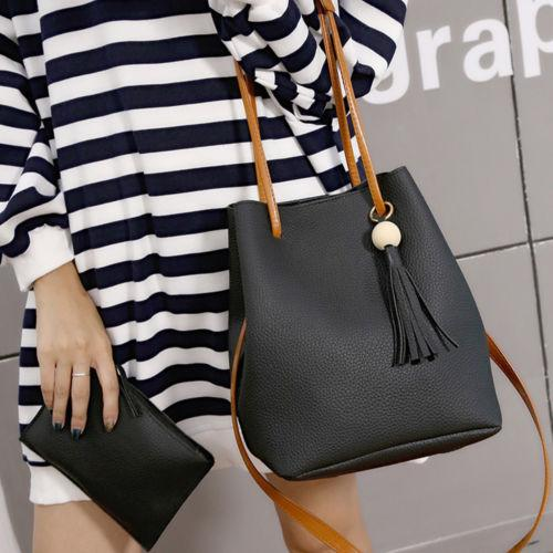 new women bags purse shoulder handbag tote messenger hobo satchel bag 5 colors (520266087) photo