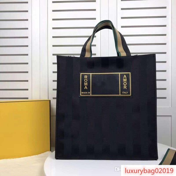 designer handbags find purse canvase material large capacity designer bags shopping bag fashion totes purse (514308603) photo