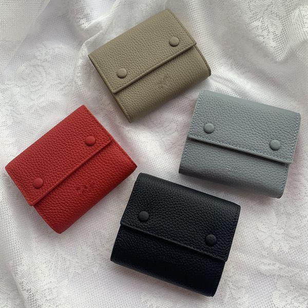 designer wallet selling leather long wallet classic high-end card bag handmade designer luxury handbags purses designer wallets (528234385) photo