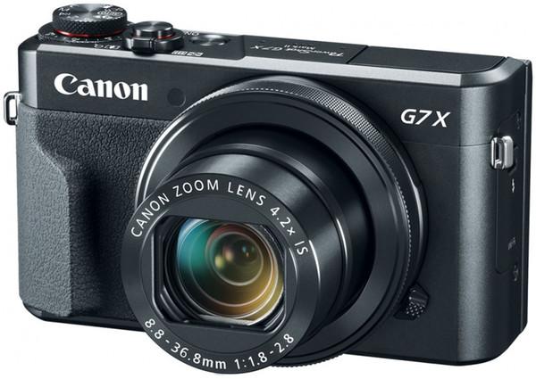 Canon power g7x mark ii digital compact camera