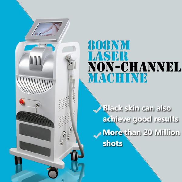 2019 profe  ional 808nm diode la er permanent hair removal machine alma  oprano ice platinum la er 20 million  hot