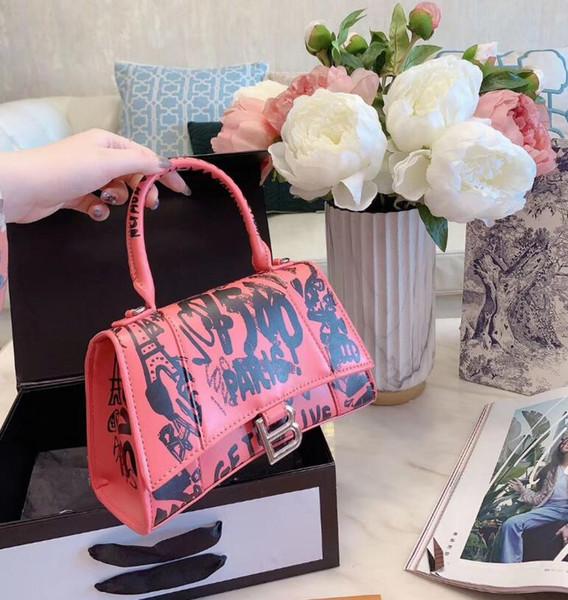 2020 designer graffiti bag luxury handbags purses wholesale women designer crossbody bag brand l0g0 (535085870) photo