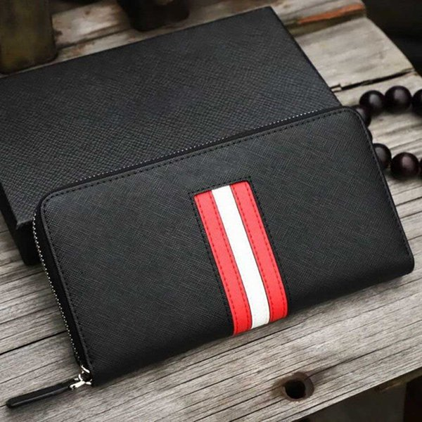 mens designer wallet classic designer luxury handbags purses new fashion mens wallet purse coin purse card holder for men (498409536) photo