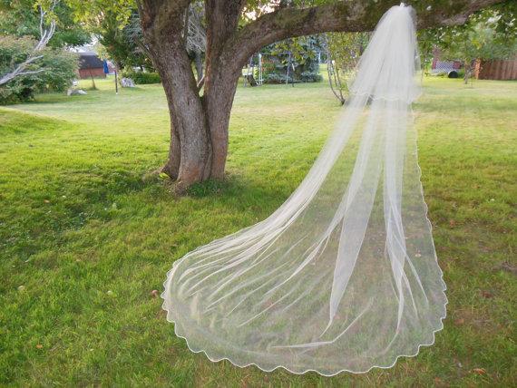 Véus de noiva pengfashion фото