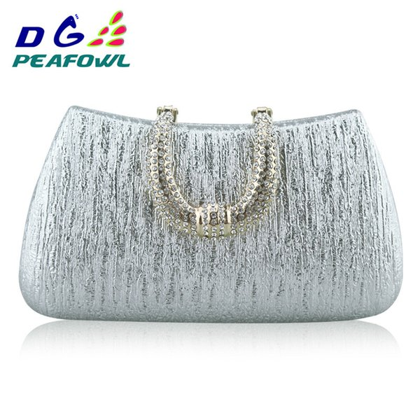 handbag women women evening bag crystal stones evening bags ladies luxury shape party bag female clutches wedding purses clutch (490142225) photo