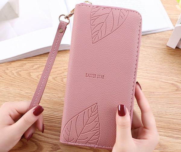 women wallets purses tassel long wallets for ladies girl money coin pocket card holder female phone clutch bag 2019 (478705826) photo