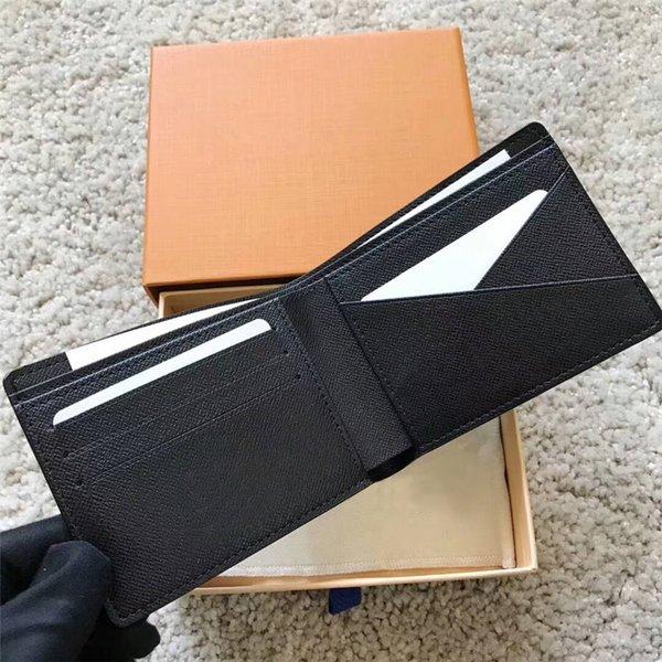 Мужские кошельки дизайнерские кошельки из кожи модные кросс-кошельки Высококаче фото