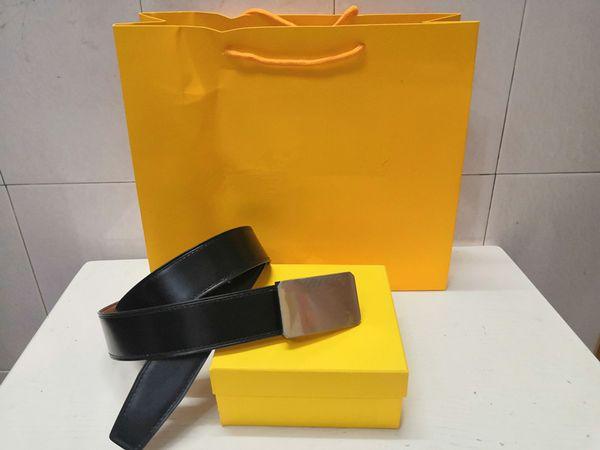 2019 fashion designer cowhide belt for men's luxury leather belt, women for men with jeans and dress belts