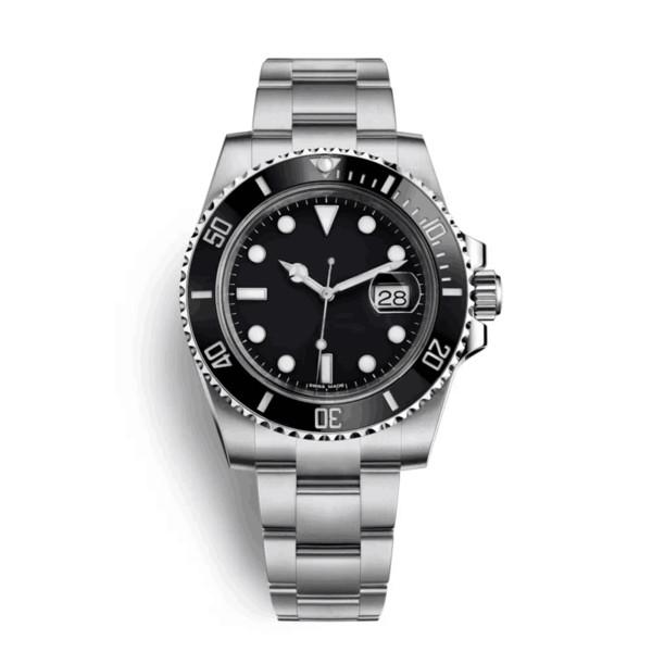 Luxury watch men 039 automatic mechanical watch 116610 v7 ver ion apphire mirror 316l preci ion teel trap 50 meter diving high qua
