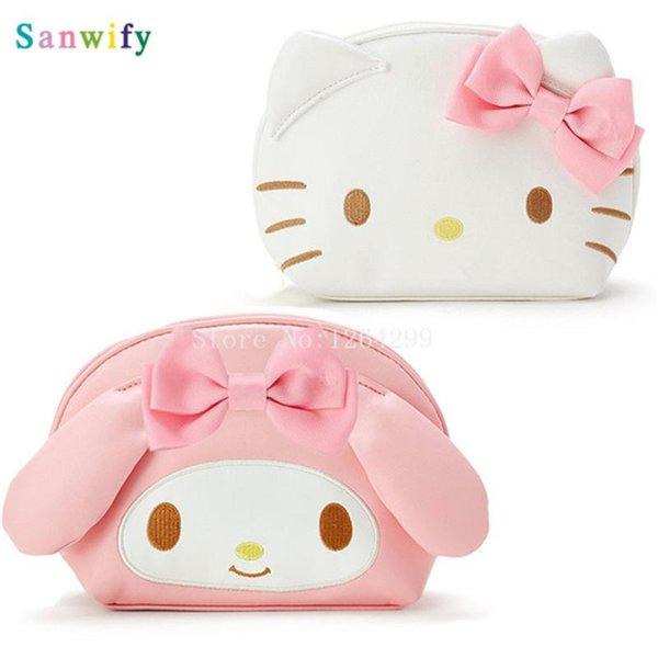 new fashion my melody little twin stars cinnamoroll girls kids mini pu coin purse children gifts (547301861) photo