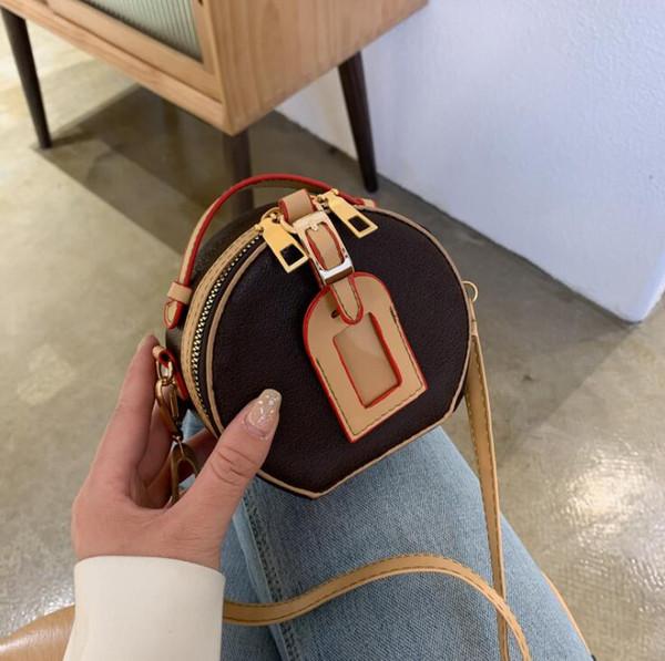 womens luxury designer purses handbags women mini shoulder bags small round crossbody bag girl joker bags (539167731) photo