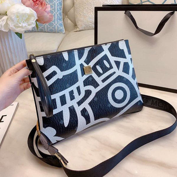 fashion designer luxury handbags purses designer purses wallet genuine leather handbags m letter brand shoulder bag (543965490) photo