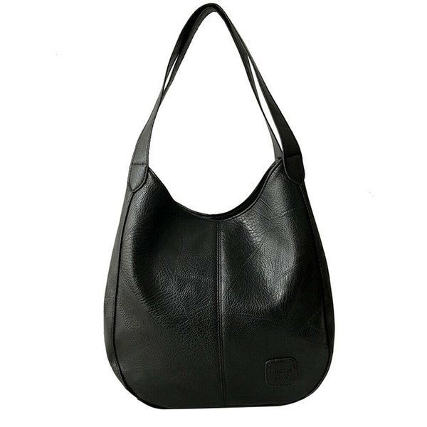 fashion women handbag leather messenger shoulder bags for lady tote purse hobo satchel bag high quality (481717515) photo