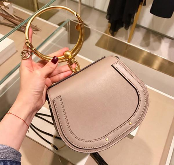 Дизайнер - высокое качество топ женская сумка средний Нил сумка известный бренд с фото