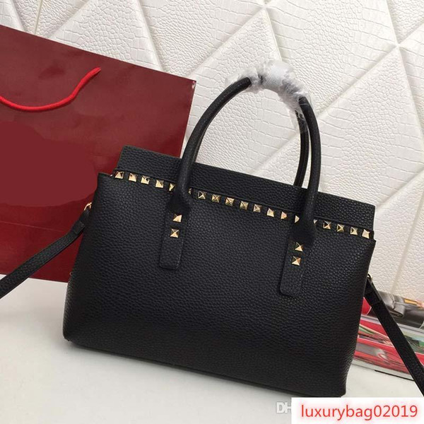 designer handbags togo real leather designer bags valotine purse bag women fashion totes purses women handbag (514294188) photo
