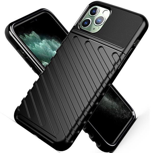 Прочная броня 3.5MM ТПУ телефон чехол для iPhone 11 Pro Max X XS MAX XR 7 8 Plus Samsung Note 10 Plus