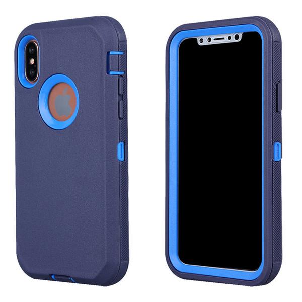 Для iPhone11 Xs Max Xr Case 7 8 Plus XS Обложка Зажим для ремня Kick Stand Ударопрочный чехол Жесткая
