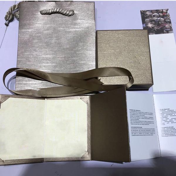 Bestries Bugali Подарочный Подарок Оригинальный Пакет Ювелирных Изделий Кольцо Браслет