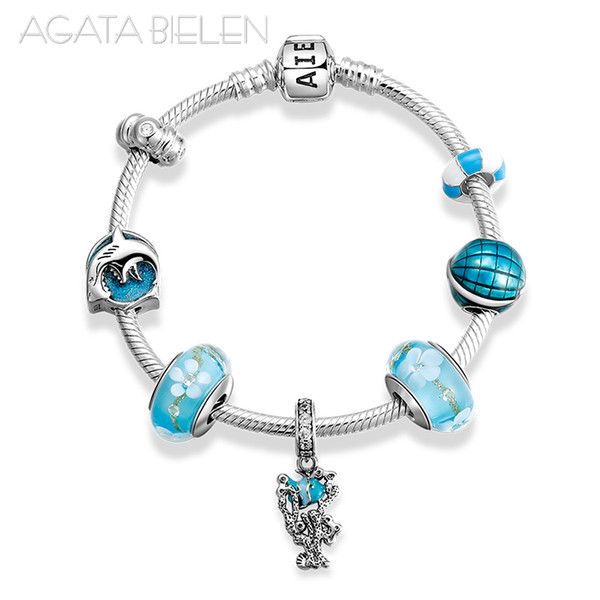 925_sterling_silver_ocean_world_finished_product_bracelets_with_glass_beads_bracelets_for_women_fashion_jewelry