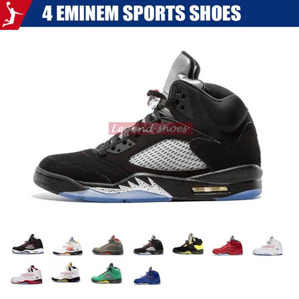 Мужские 5s высшего качества 5 Баскетбольные кроссовки 2019 Женщины Concord men 45 Platinum Дизайнерские корзины Спортивные кроссовки chaussures Кроссовки фото