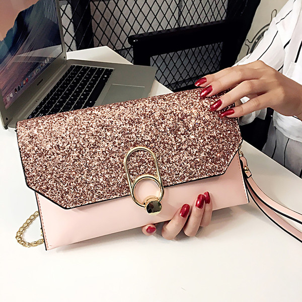 women bag clutch evening clutch bags purse bolsos mujer de marca famosa 2020 woman bag party purse evening (546537851) photo