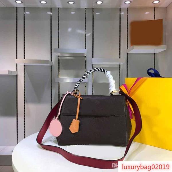 designer luxury handbag purse l flower cluny purse women designer ladies bag fashion totes ladies handbag (514295056) photo