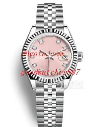 18 цветов Модные женские наручные часы 279160 279173 126233 178274 178273 179174 279171 279178 из нержавеющ фото