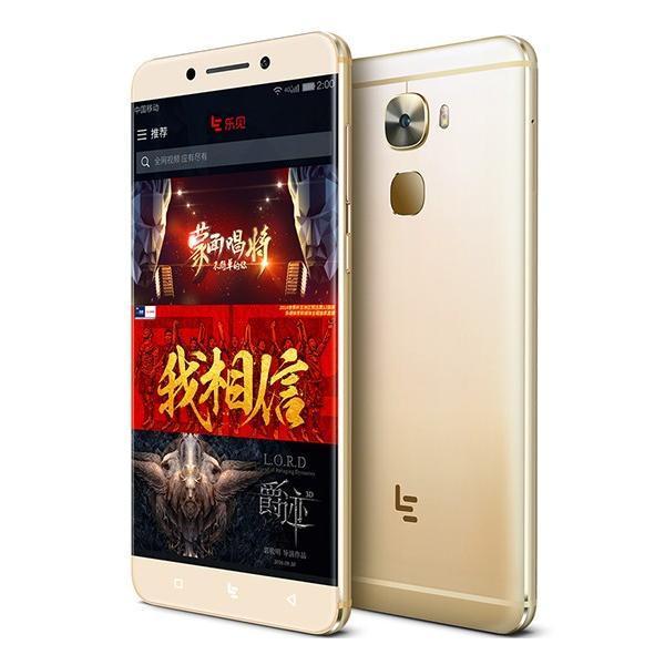 Original letv leeco le pro 3 x720 6g ram 64g rom  napdragon821 quad core 5 5 quot  dual  im 16mp 4070mah 4g lte cellphone