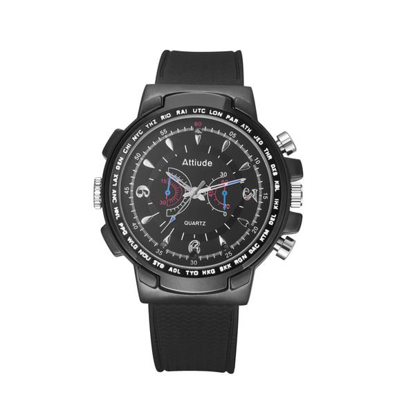 16g hd 1080p watch camera motion detection waterproof night vi ion auto open ultra thin dvr